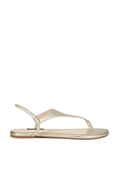 BRAYDIN Altın Kadın Sandalet 100578619