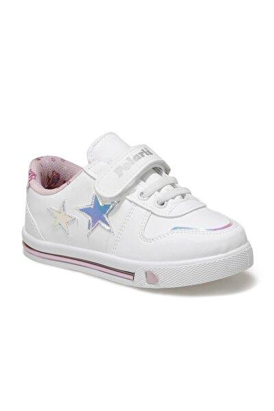 615137.P1FX Beyaz Kız Çocuk Sneaker 101010848