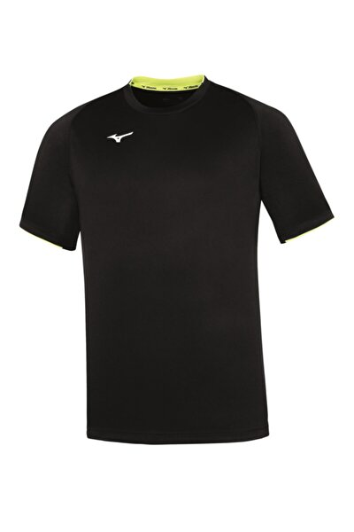 Men Core Ss Tee Erkek T-shirt Siyah