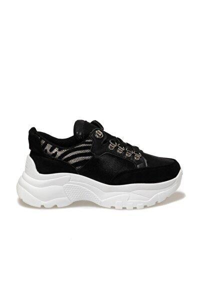 Venessa Siyah Kadın Fashion Sneaker