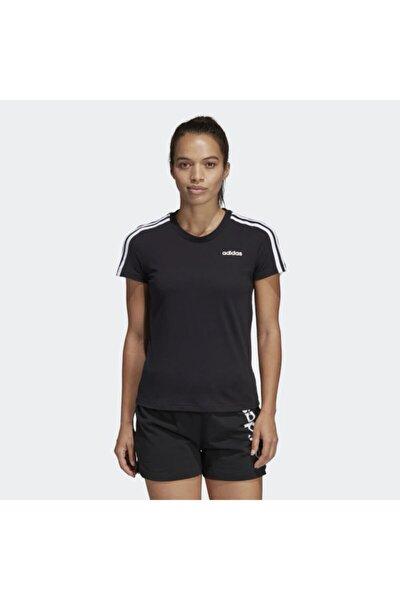 W E 3S SLIM TEE Siyah Kadın T-Shirt 100411848