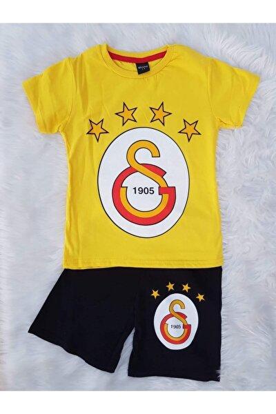 Galatasaray Taraftar Çocuk Kaprili Takım