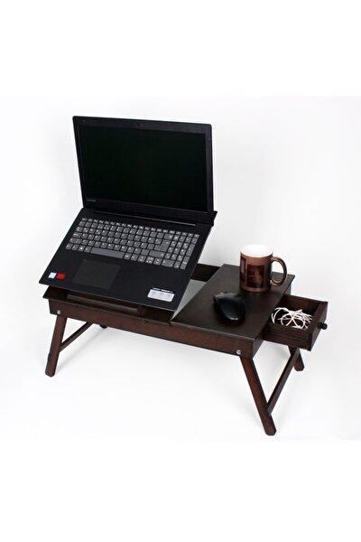 Ahşap Laptop Ayarlanabilir Sehpa