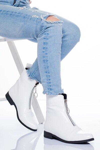 Kadın Beyaz Bot Carey Rgn-abn1501