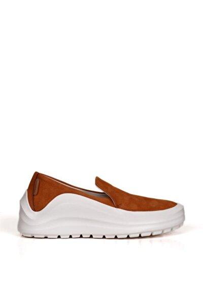Shoes Hakiki Deri Bağcık Detaylı Kadın Spor Ayakkabı 20wq7603