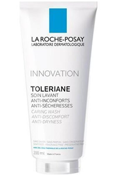 Posay Toleriane Caring Wash 200 ml - Nemlendirici Temizleyici Jel