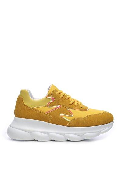 Kadın Tekstıl Sneakers & Spor Ayakkabı 689 209 Rg Bn Ayk Y19