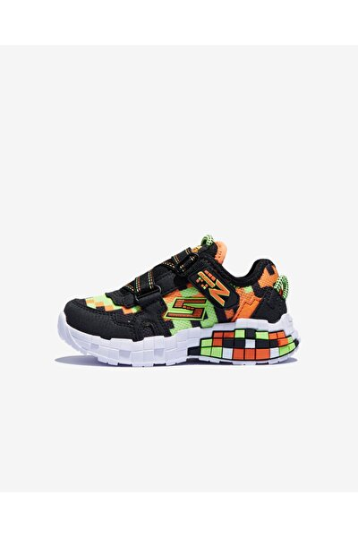 LIL MEGA-CRAFT Küçük Erkek Çocuk Siyah Sneakers