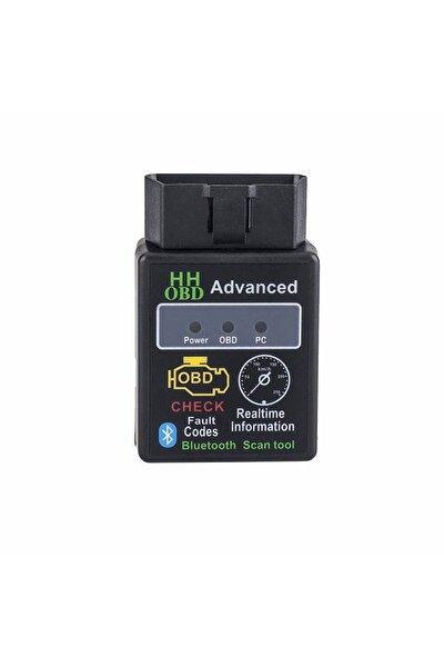 Elm327 Obd2 Bluetooth Türkçe Araç Arıza Tespit Cihazı Hh Obd