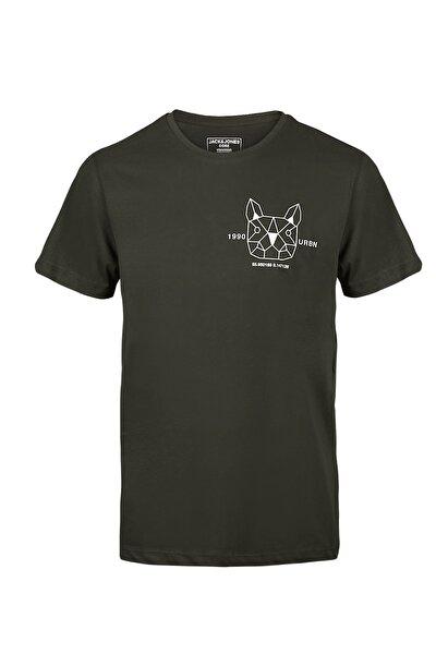 Bisiklet Yaka T-shirt 12190489 Jcoropedog