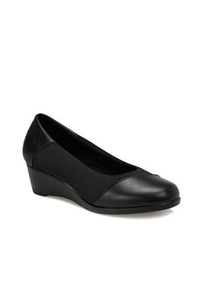 161389.Z Siyah Kadın Comfort Ayakkabı 100548490