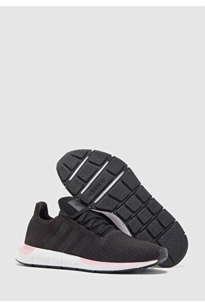 Kadın Siyah Swift Run Spor Ayakkabı Ee4552