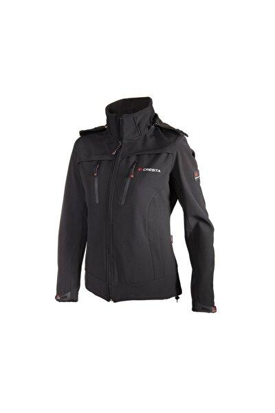 Outdoor Kapüşonlu Kadın Softshell Ceket