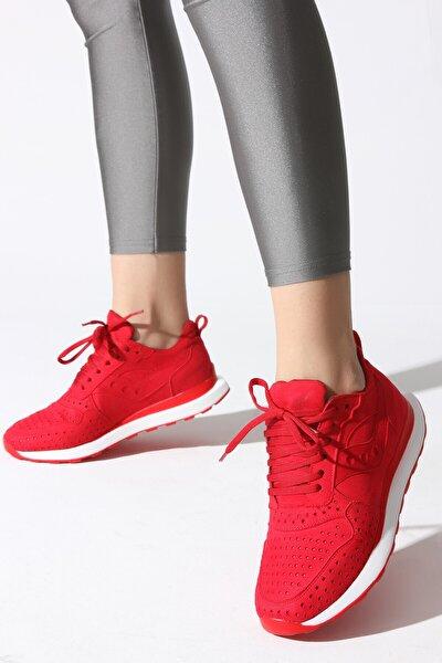 Kırmızı Kadın Sneaker 1032104-02