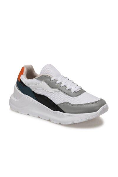BORYA Beyaz Erkek Sneaker Ayakkabı 100519648