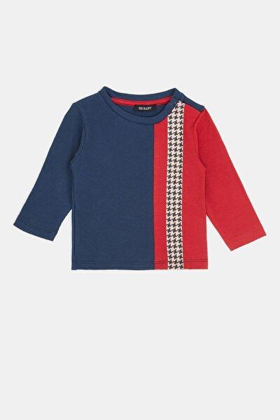 Erkek Bebek Lacivert T-shirt 20fw0bg1528
