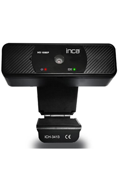 Ich-3413 1080p Full Hd 2mp Pc Kamera Webcam