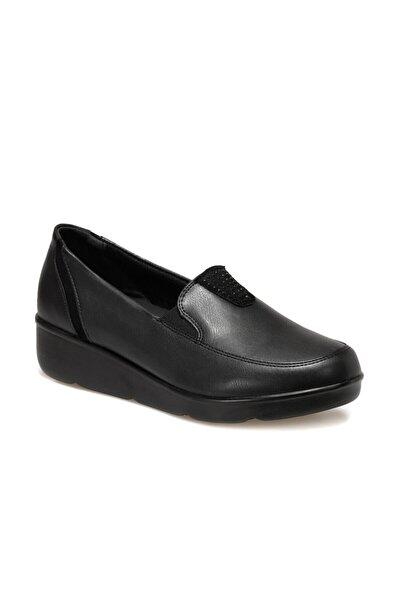103115.Z Siyah Kadın Comfort Ayakkabı 100555560