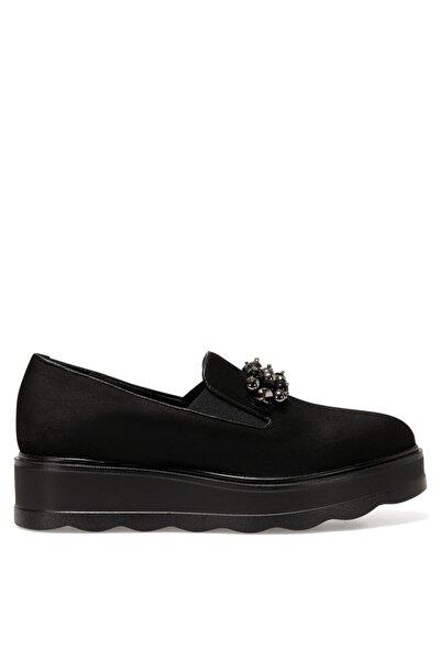 LAVRE Siyah Kadın Comfort Ayakkabı 100664033