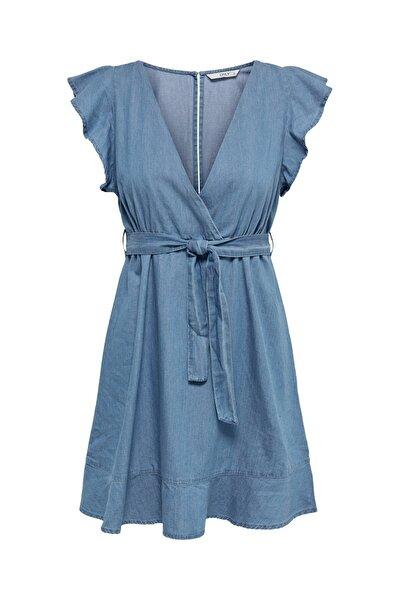 Onljosıe Cap Sleeve Elbise 15205776