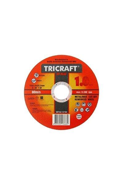 Trıcraft 115x1x22.23 Mm Inox Kesici (meşem-3301) 25 Adet