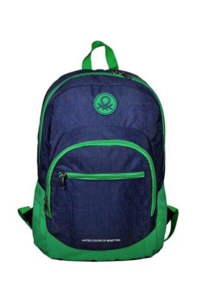 Unisex Çocuk Yeşil Sırt Çantası 96015