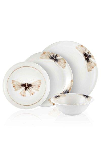 Porselen Yemek Seti Dreamy 24 Parça
