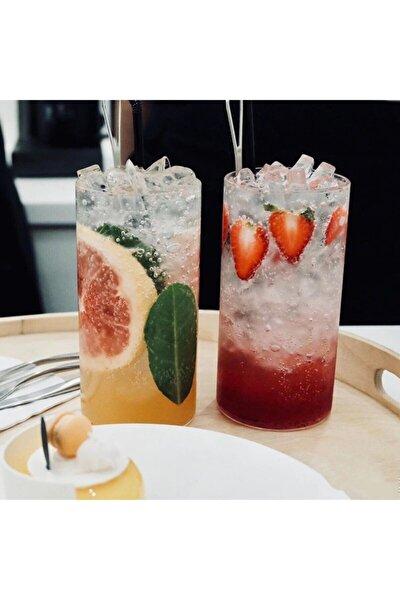 2 Adet Detoks Suyu Bardağı - Meyve Suyu Bardağı (300 Ml)