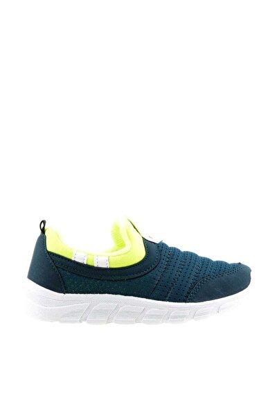 Petrol Çocuk Sneaker 19Y172