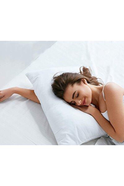Yastık Silikon Uyku Yastığı Pamuklu Destek Yatış Minder 700 gr