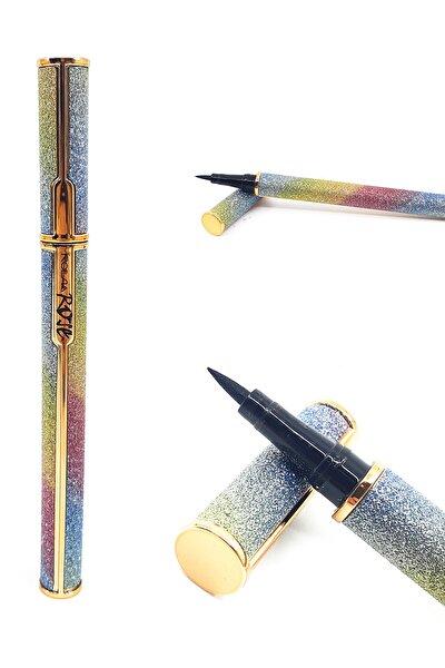 Rs 24 Saat Kalıcı Ultra Black Eyeliner Pen Ro-001