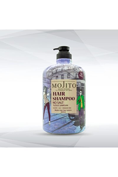 Hair Shampoo 2850ml No Salt