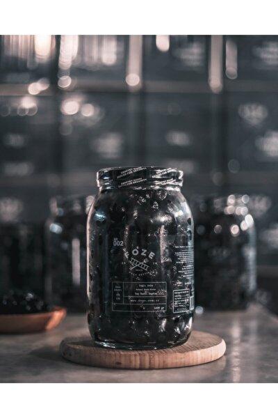Taş Baskı Doğal Yağlı Sele Siyah Salamura Zeytin 1400 gr