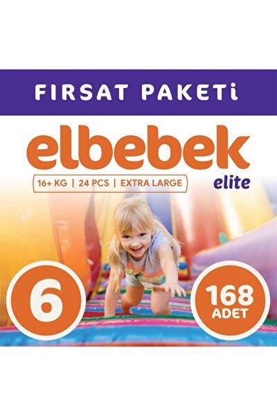 Bebek Bezi 6 Numara X Large 168 Adet