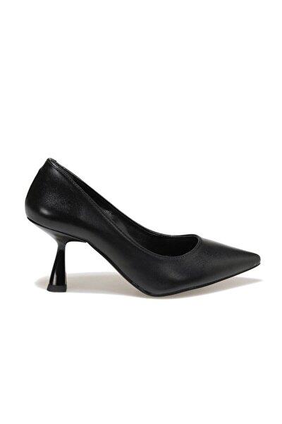 20K-550 Siyah Kadın Topuklu Ayakkabı 100584627