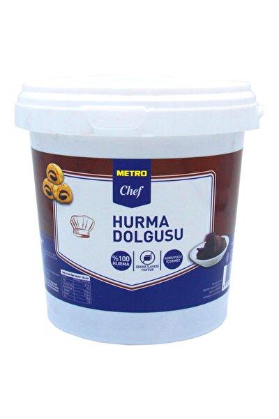 Metro Chef Hurma Dolgusu (püresi) (1 Kg)