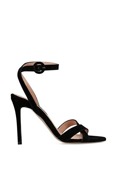 TOMI Siyah Kadın Topuklu Sandalet 100526671
