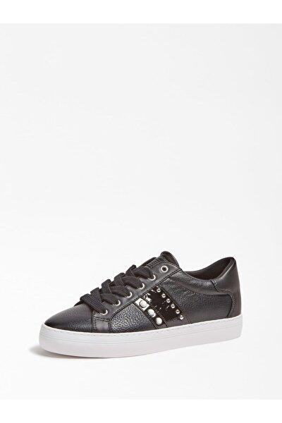 Grasey Kadın Siyah Sneaker