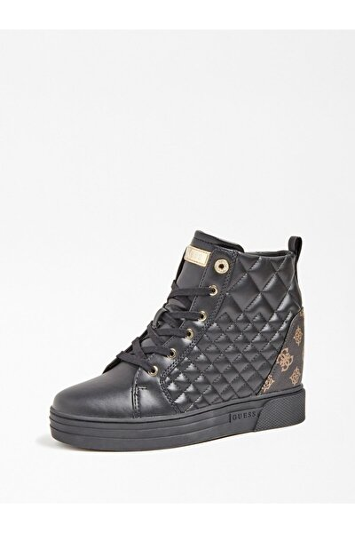 Fase Kadın Sneaker Kahverengi