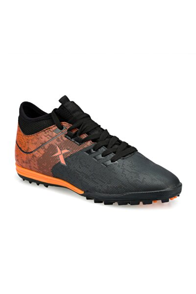 MOSES TF Siyah Erkek Halı Saha Ayakkabısı 100506144