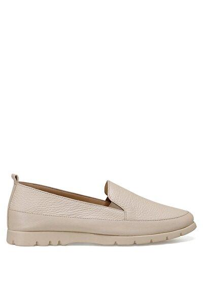 BASI2 Bej Kadın Loafer Ayakkabı 100575661