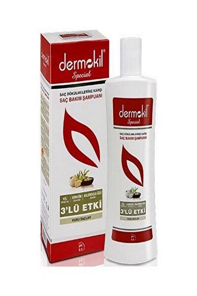 Şampuanı Special Kil Keratin Bakım 500ml (Kuru Saçlar)