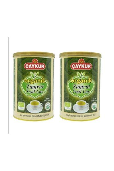Organik Zümrüt Yeşil Çay 125 gr 2 Adet