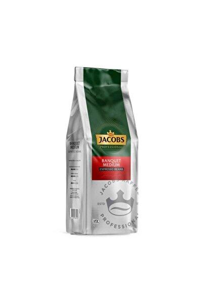 Cafe Crema (Banquet Medium) Çekirdek Kahve 1 Kg