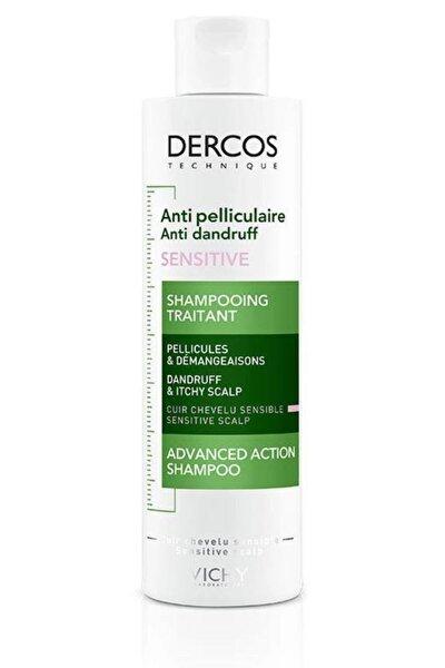 Dercos Shampoo Anti Dandruff 200ml | Kepek Karşıtı Şampuan Hassas Saç Derisi