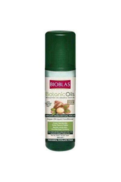 Botanic Oils Argan Yağlı Sıvı Saç Kremi 200 ml