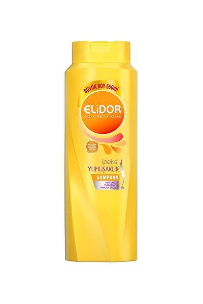 İpeksi Yumuşaklık Saç Bakım Şampuanı 650 ml