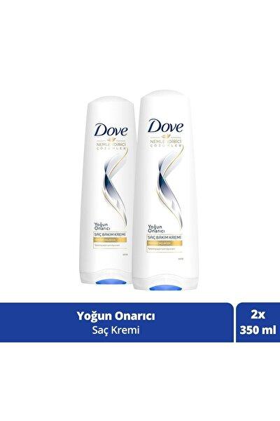 Yıpranmış Saçlar Için Yoğun Onarıcı Saç Bakım Kremi 350 ml X 2