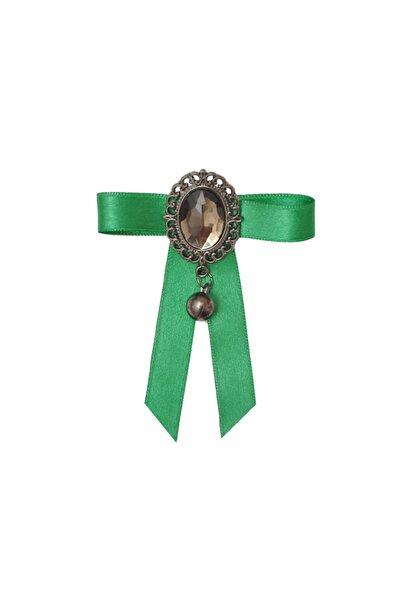 Kadın Yeşil Broş