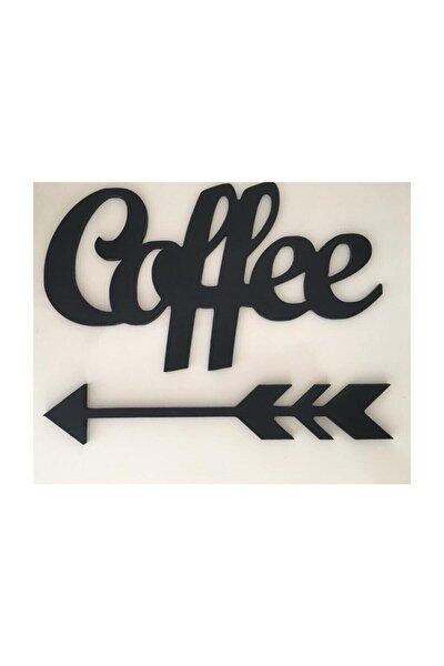 Coffee +ok Duvar Dekoru